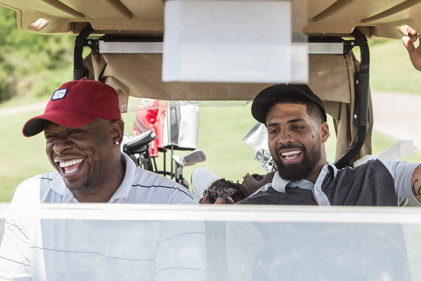 Arian Foster + Scarface